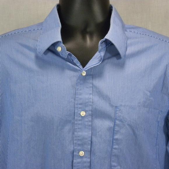 1361afa8 Tommy Hilfiger Shirts | 163233 Large Ithaca Striped Shirt | Poshmark